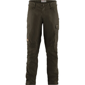 Fjällräven Kaipak Trousers Men dark olive